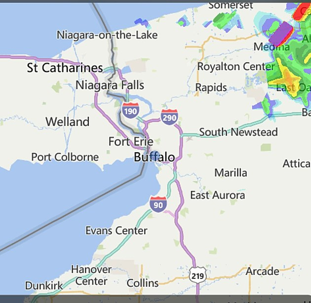 Buffalo Weather Radar Going Dark This Week - Nws buffalo radar