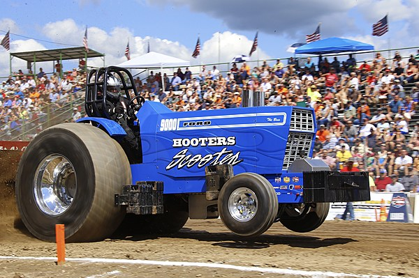 Tractor Pull Schedule : The western new york tractor pull schedule