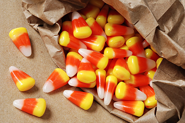 candy corn - 2017 Halloween Candy