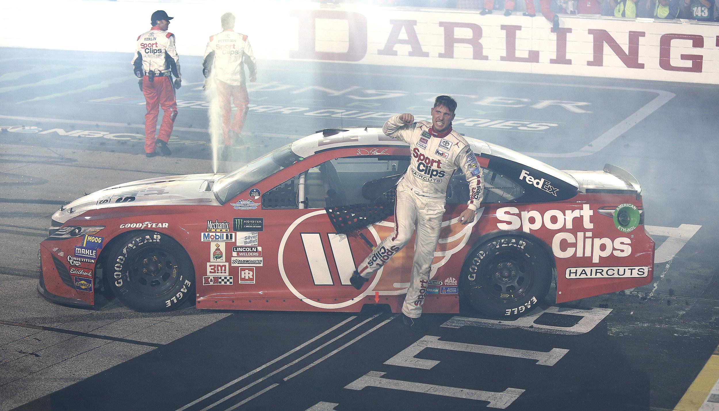 Monster Energy NASCAR Cup Series Bojangles' Southern 500