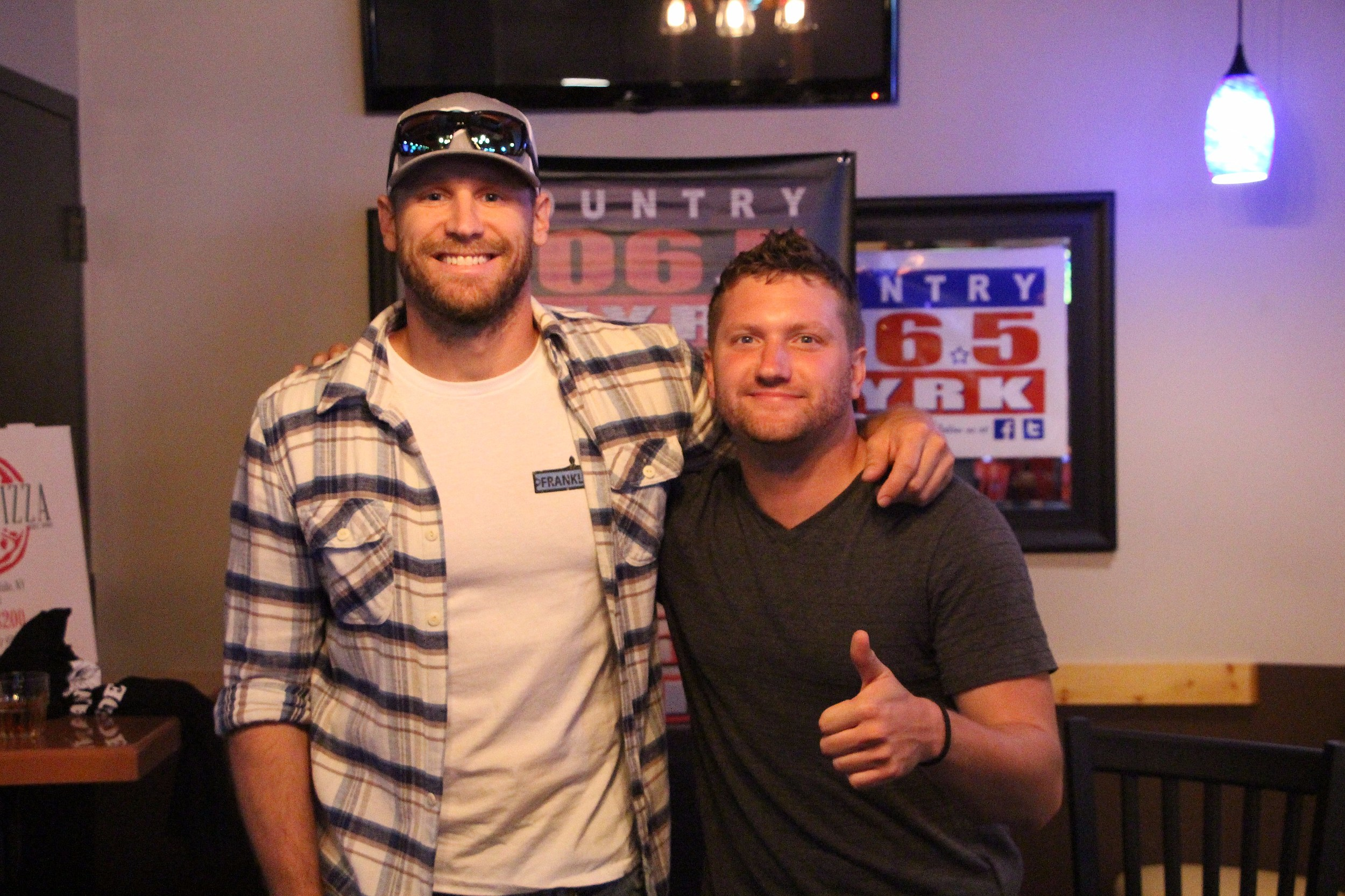 Chase Rice Meet And Greet Photos