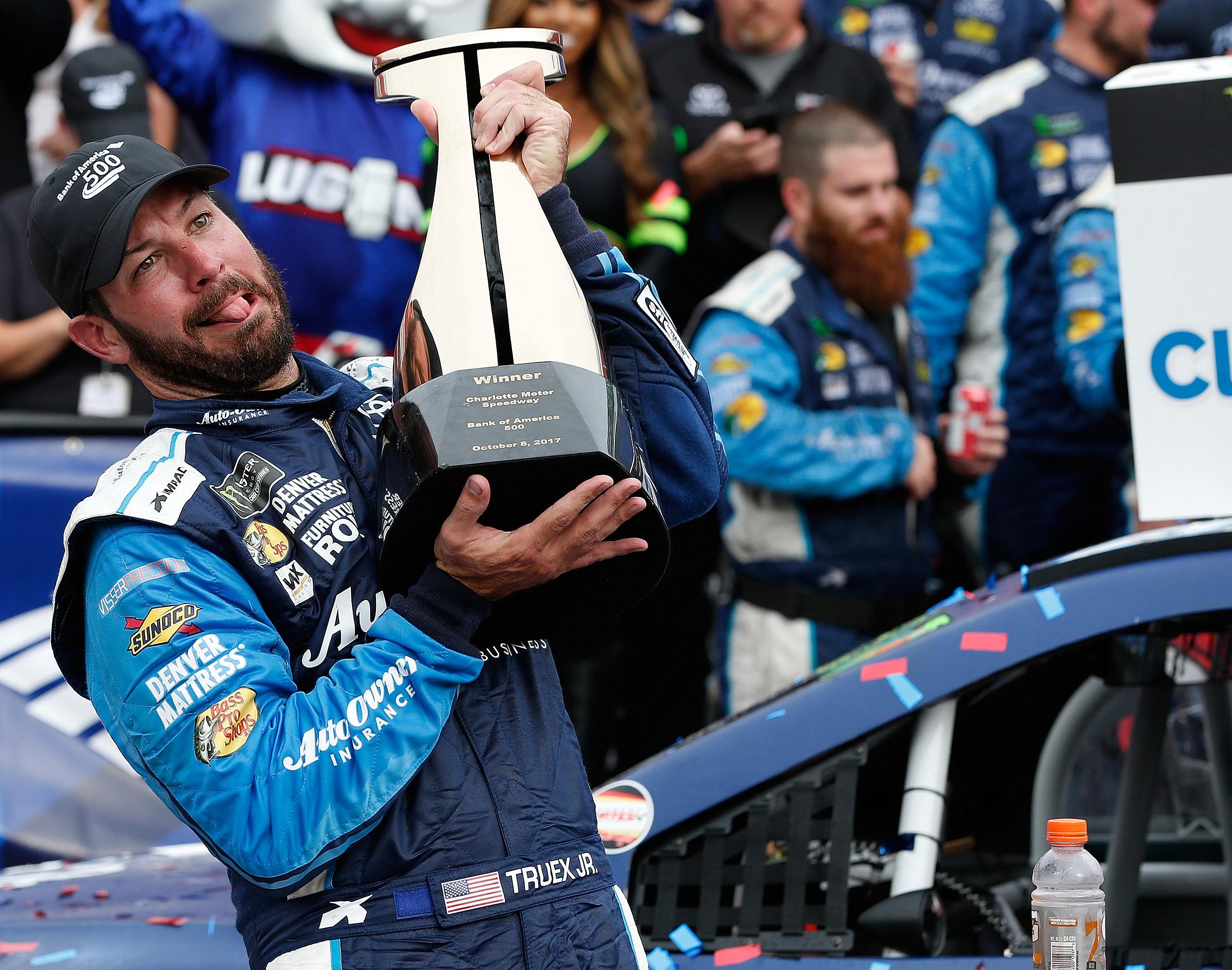 Monster Energy NASCAR Cup Series Bank of America 500