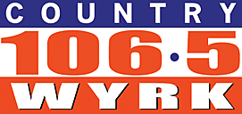 Buffalo's #1 For New Country 106.5 WYRK