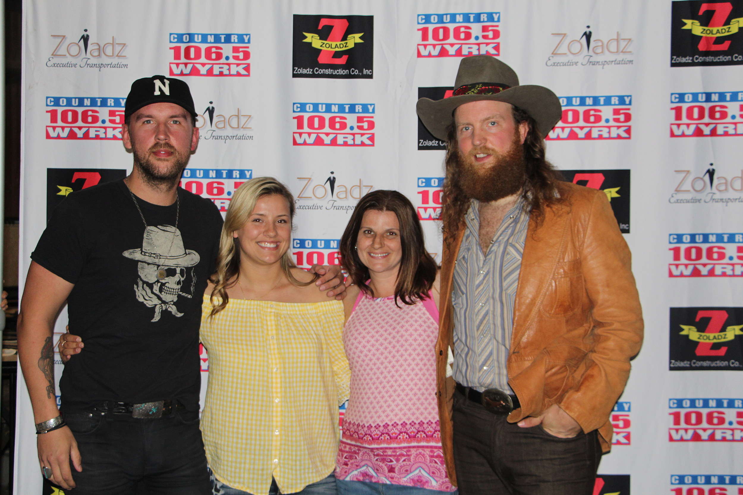 Brothers osborne meet and greets m4hsunfo