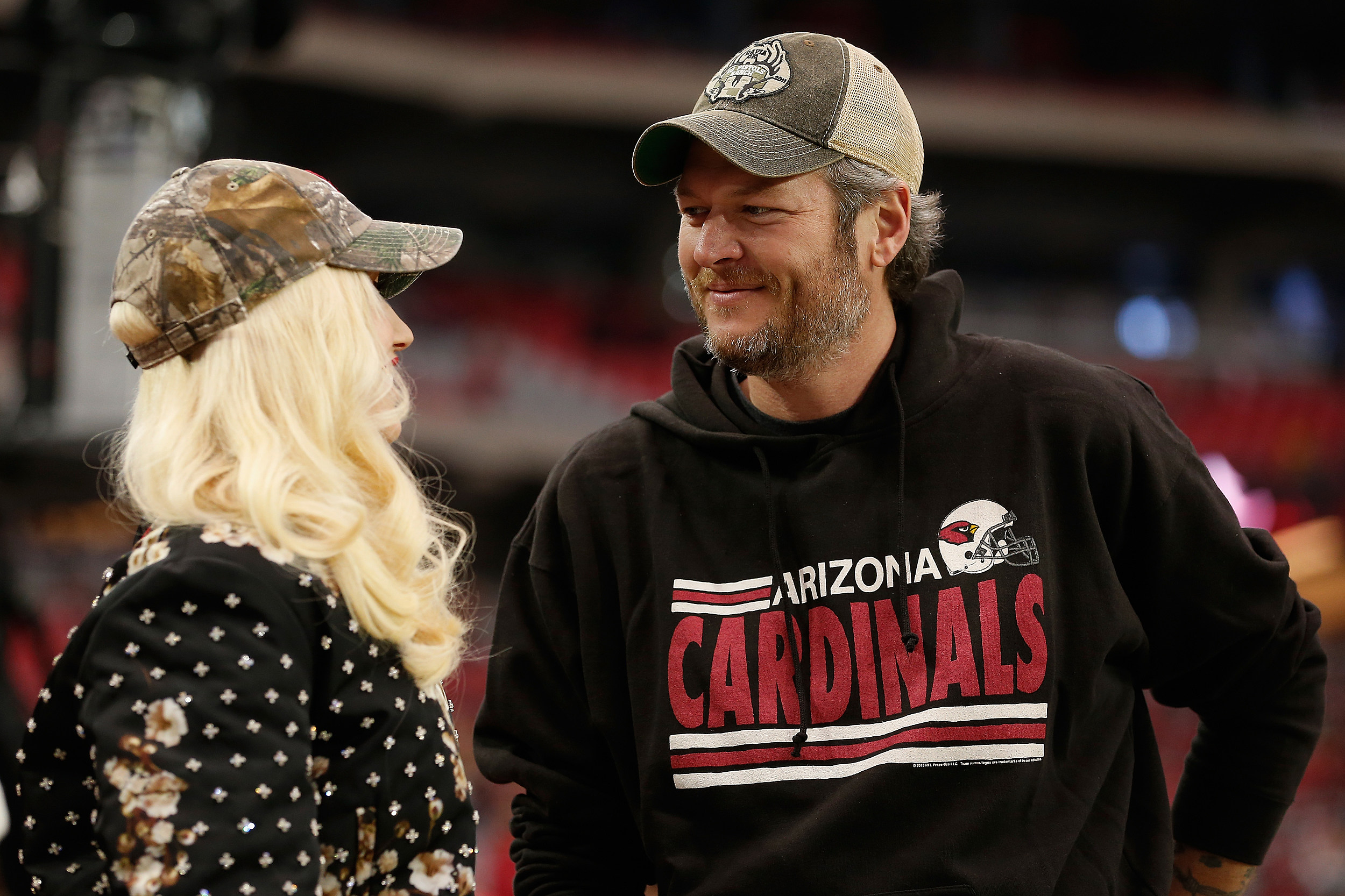 Blake Shelton Forced NFL Team To Draft QB