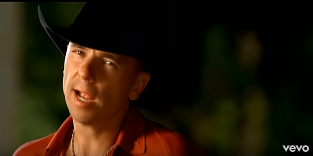"""12 Years Ago: Kenny Chesney Hits #1 With """"Don't Blink"""""""