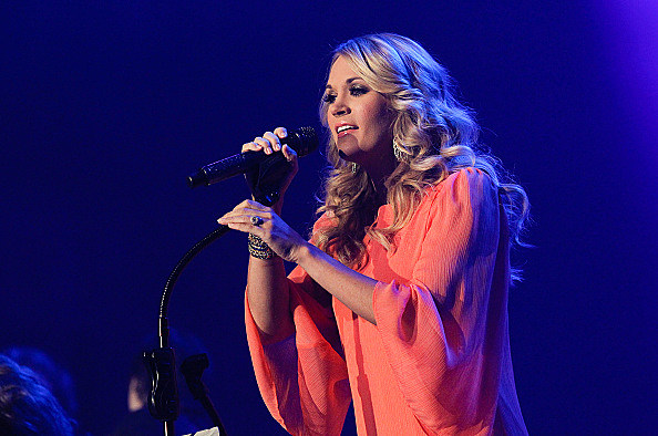 """7 Years Ago: Carrie Underwood Hits #1 With """"Blown Away"""""""